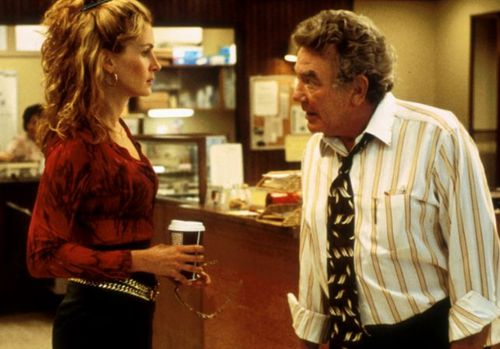 Julia Roberts and Albert Finney in the film Erin Brockovich.
