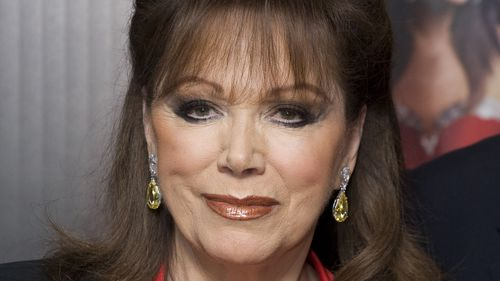 Author Jackie Collins dead at 77