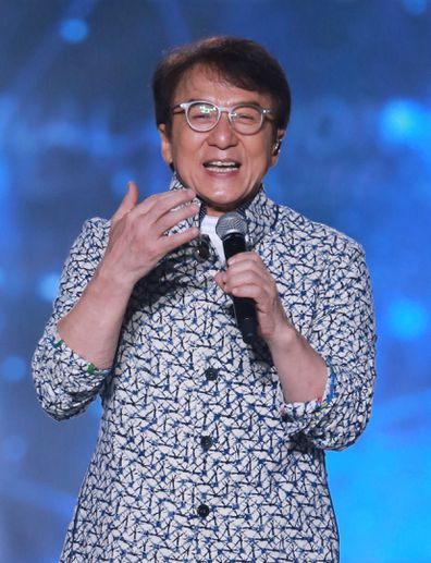 Jackie Chan, McAfee, most dangerous celebrity online