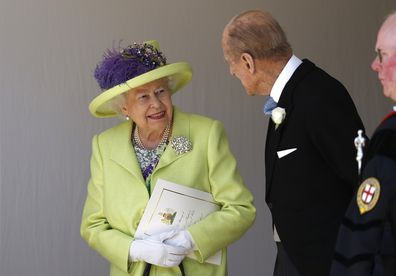 Queen and Prince Philip adorable couple