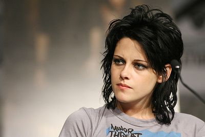 We're all for committing to a role K-Stew, but damn girl &mdash; couldn't you have donned a wig for <i>The Runaways</i>?