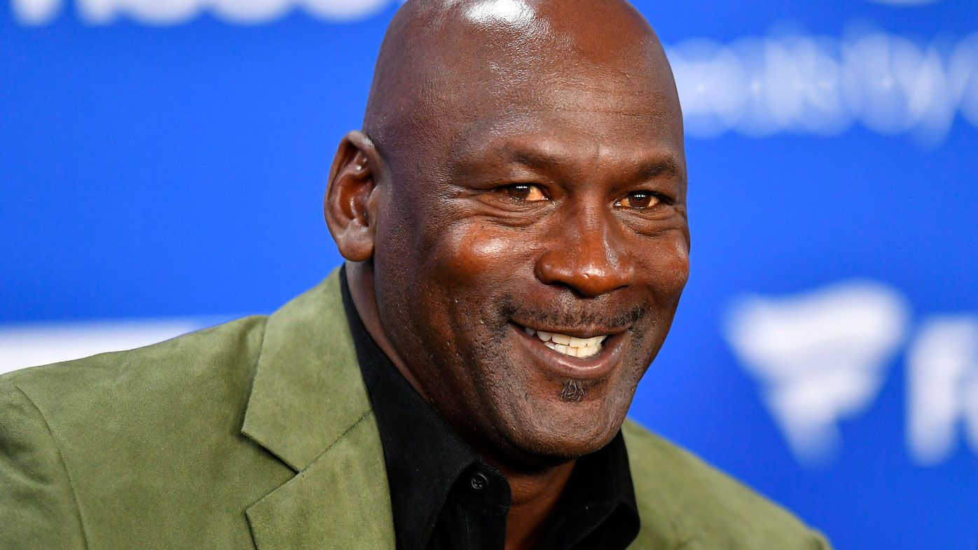 NBA legend Michael Jordan. (Getty)