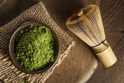 <strong>Matcha green tea</strong>