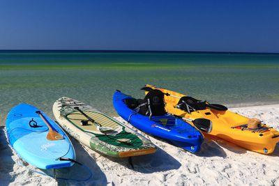 3. Grayton Beach State Park, Florida Panhandle