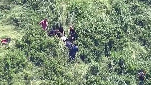 Woman injured in paragliding accident on the Gold Coast