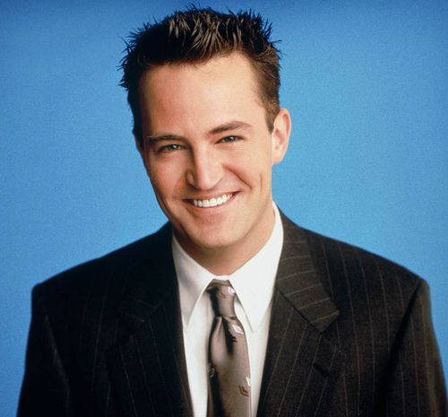 He first sought help wile filming the show Friends in 1997.
