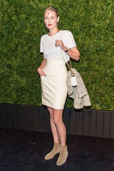 Actress Leelee Sobieski