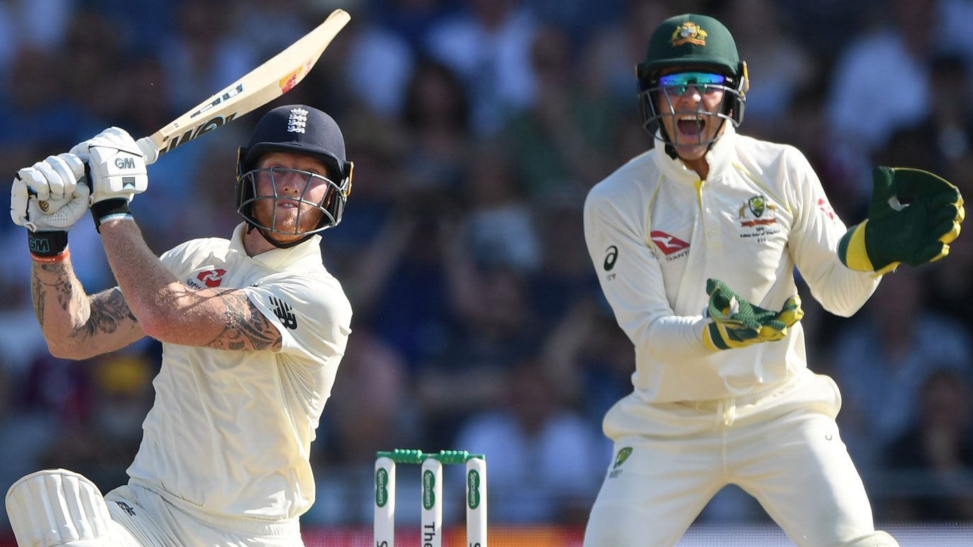 How Tim Paine reacted to heartbreak as Ben Stokes snatched third Ashes Test