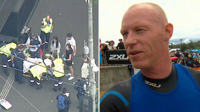 From Bourke Street crash to world's largest open water swim