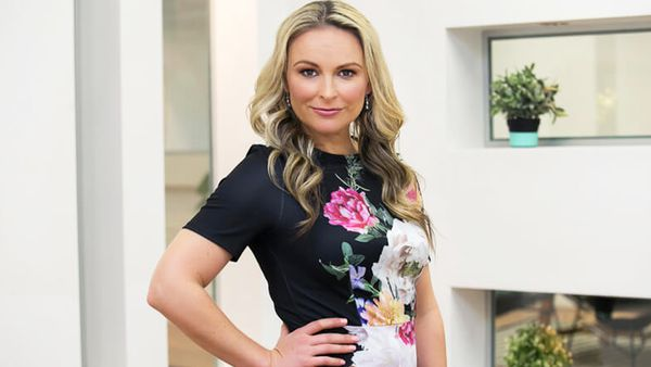 Love lab: MAFS relationship coach Melanie Schilling was single through most of her thirties. Image: supplied
