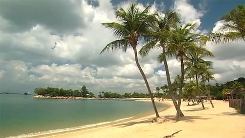 The luxury resort on Sentosa Island will host the high-level talks.