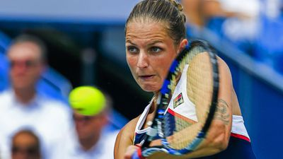 <strong>Karolina Pliskova (Czech Republic)</strong>