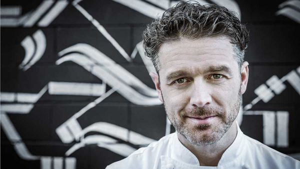 Chef Jock Zonfrillo of Orana and Bistro Blackwood; Image Jacqui Way