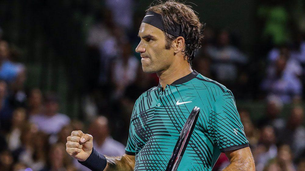 Roger Federer.