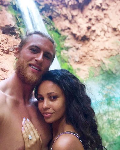 Vanessa Morgan, husband, Michael Kopech