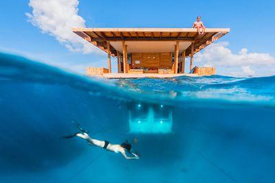 <strong>The Manta Resort, Pemba Island</strong>