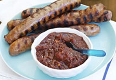 Hot barbecue sauce