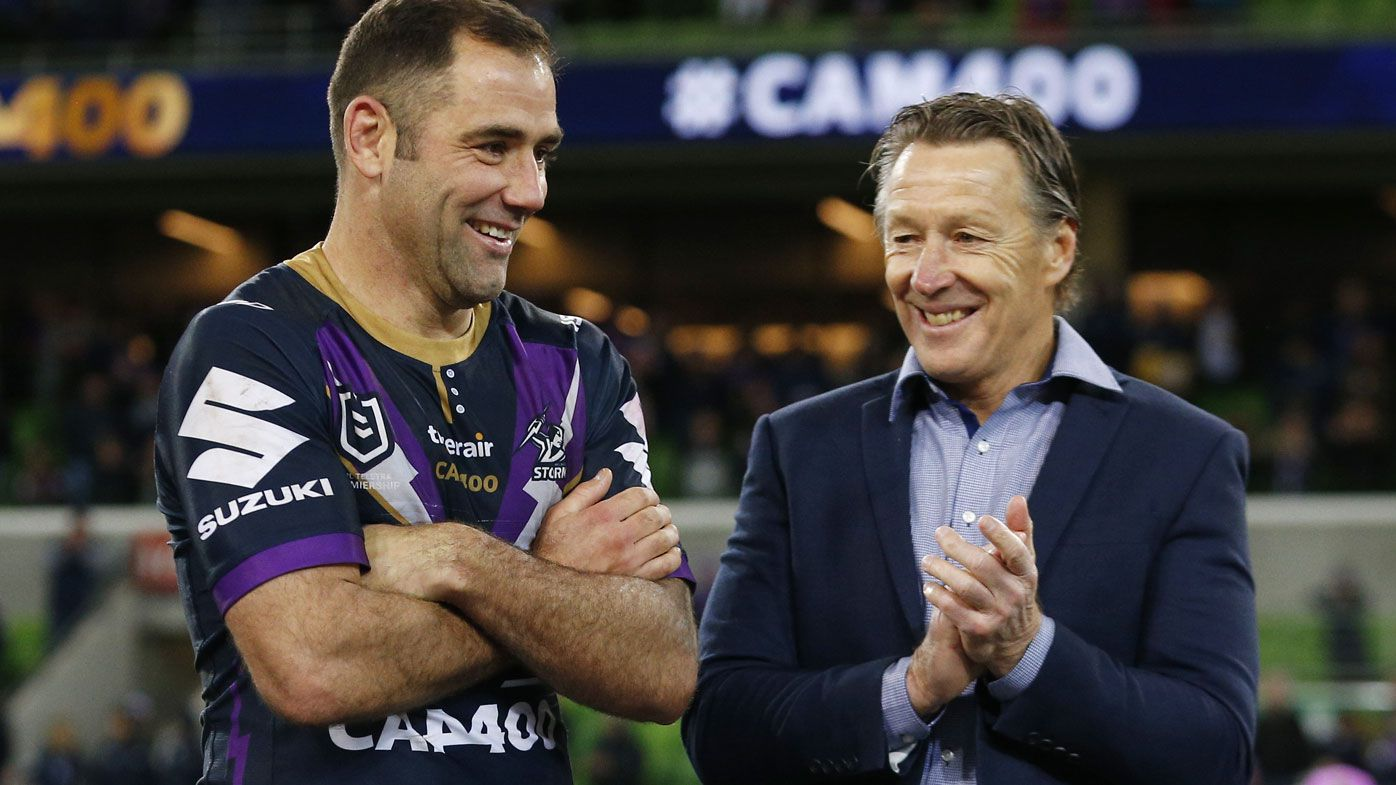 'They are scared of him': League legend takes aim at referees pandering to Cam Smith