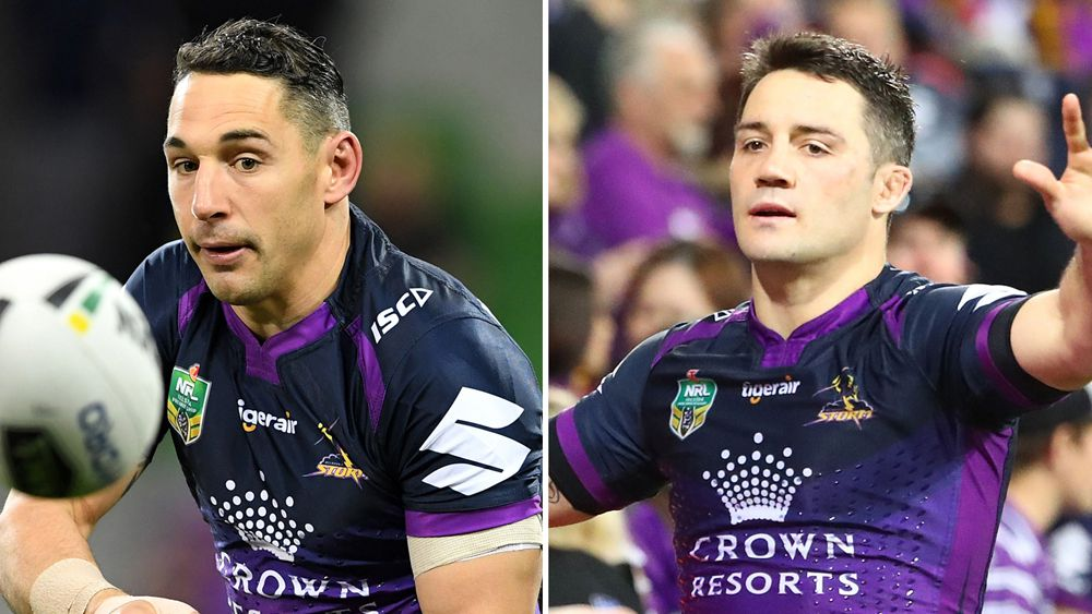 NRL expert Peter Sterling reveals his playing future predictions for Melbourne Storm's Billy Slater and Cooper Cronk
