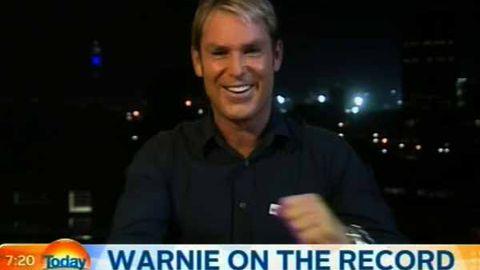 Shane Warne