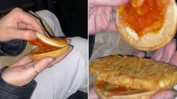 Australian woman's 'vegan' McDonald's act sparks speculation