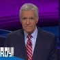 Alex Trebek gets emotional on Jeopardy! after contestant's heartfelt message