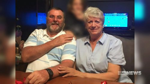 Trish McAuliffe was killed in a head on crash in the Riverland.