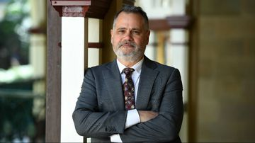 Newly announced Ipswich city council administrator Greg Chemello.
