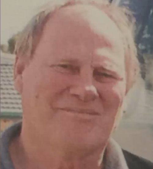 Anthony Roper, aged 69, was last seen at around 5pm yesterday on a street in Cleveland.