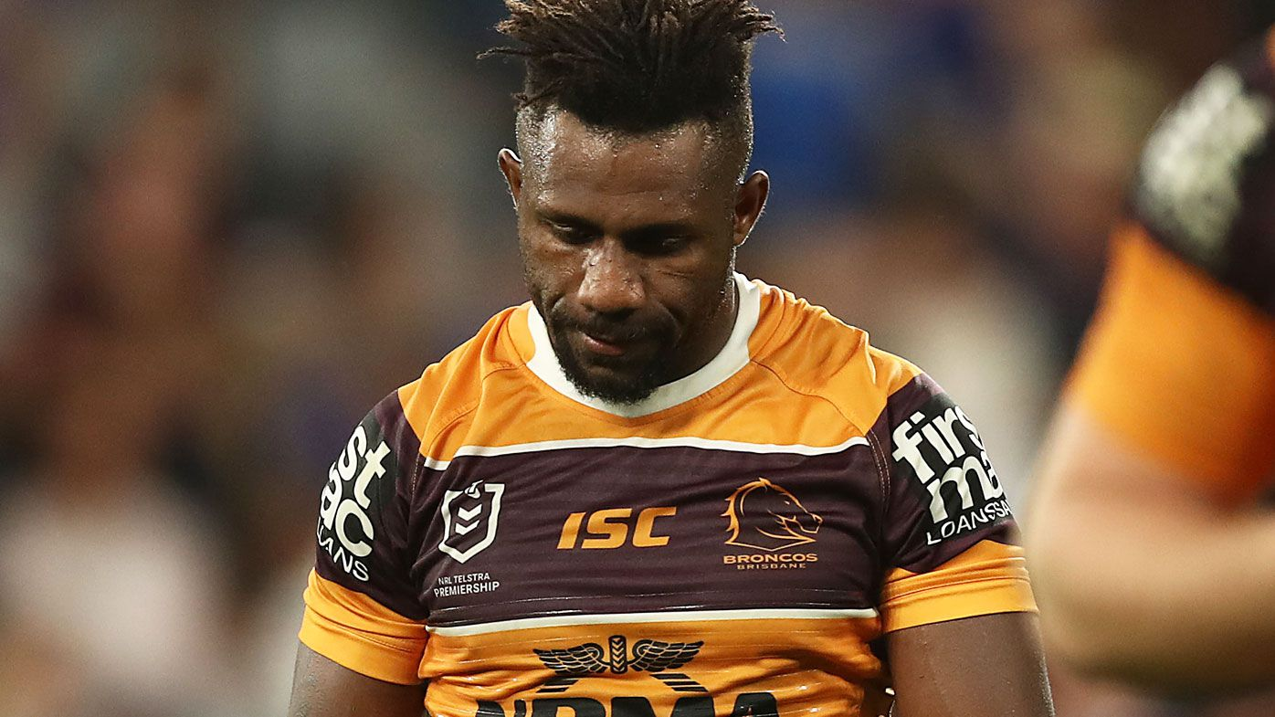 NRL: Johnathan Thurston hopes Segeyaro's OK after positive test