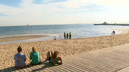 The body parts were found by a local lifeguard. (9NEWS)