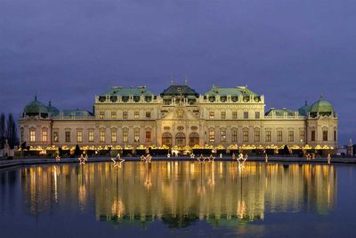 <strong>Belvedere Palace Museum</strong>