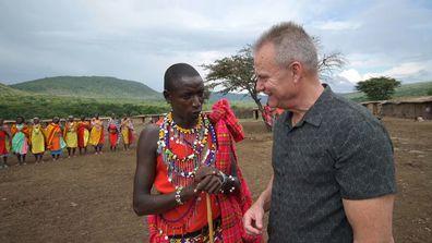 David Reyne Getaway Scenic Africa