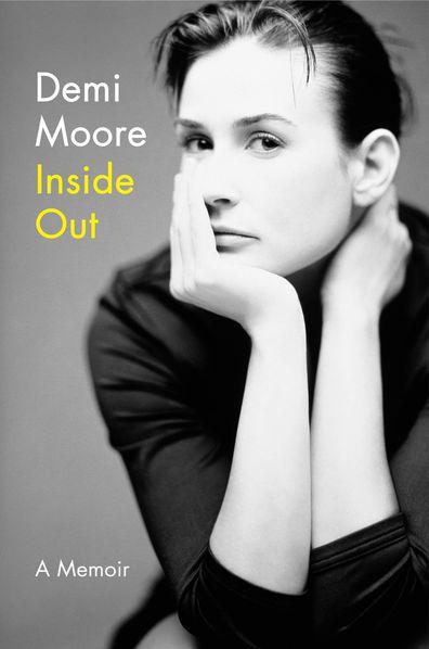 Demi Moore, Bruce Willis, relationship timeline, memoir