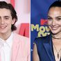 Oscars 2020: Timothee Chalamet, Zazie Beetz, Gal Gadot announced as presenters