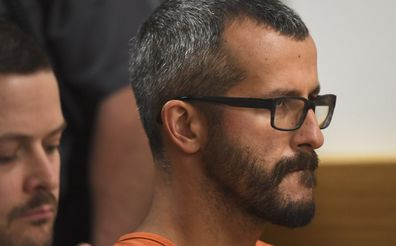 Christopher Watts is in court for his arraignment hearing.