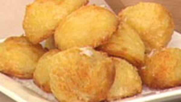 The perfect roast potato