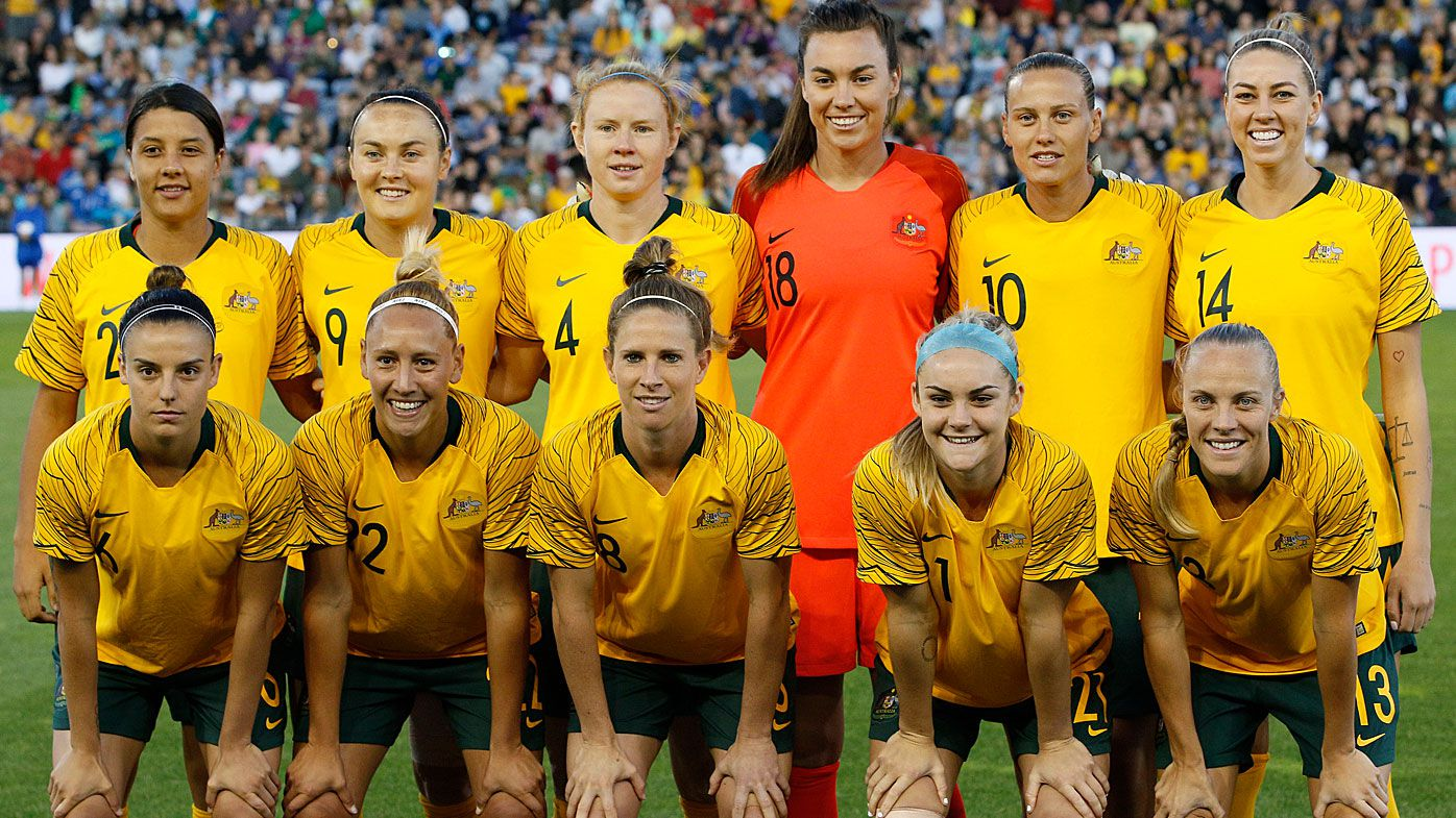 Matildas to play Argentina, South Korea and New Zealand at Cup of Nations