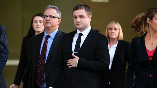 Queensland police officer Kurt Nesterowich acquitted of rape charge