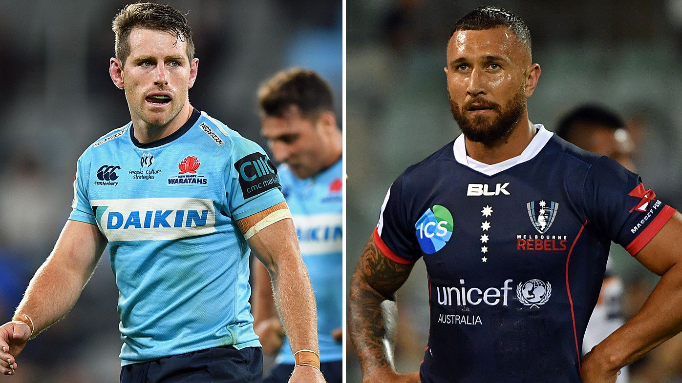 Foley departing Waratahs as Cooper and Genia abandon Super Rugby for Japan