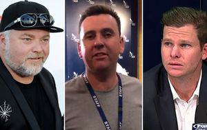 Kyle Sandilands defends 'Intern Pete' over bizarre Steve Smith 'MAFS' comment