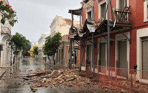City damaged after earthquake of 5.5 magnitude rattles Puerto Rico
