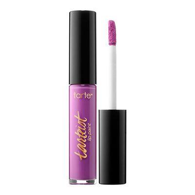 "<a href=""https://www.sephora.com.au/products/tarte-tarteist-creamy-matte-lip-paint/v/yaassss"" target=""_blank"" draggable=""false"">Tarte Cosmetic Tarteist Creamy Matte Lip Paint in Yaaasss, $29</a>"