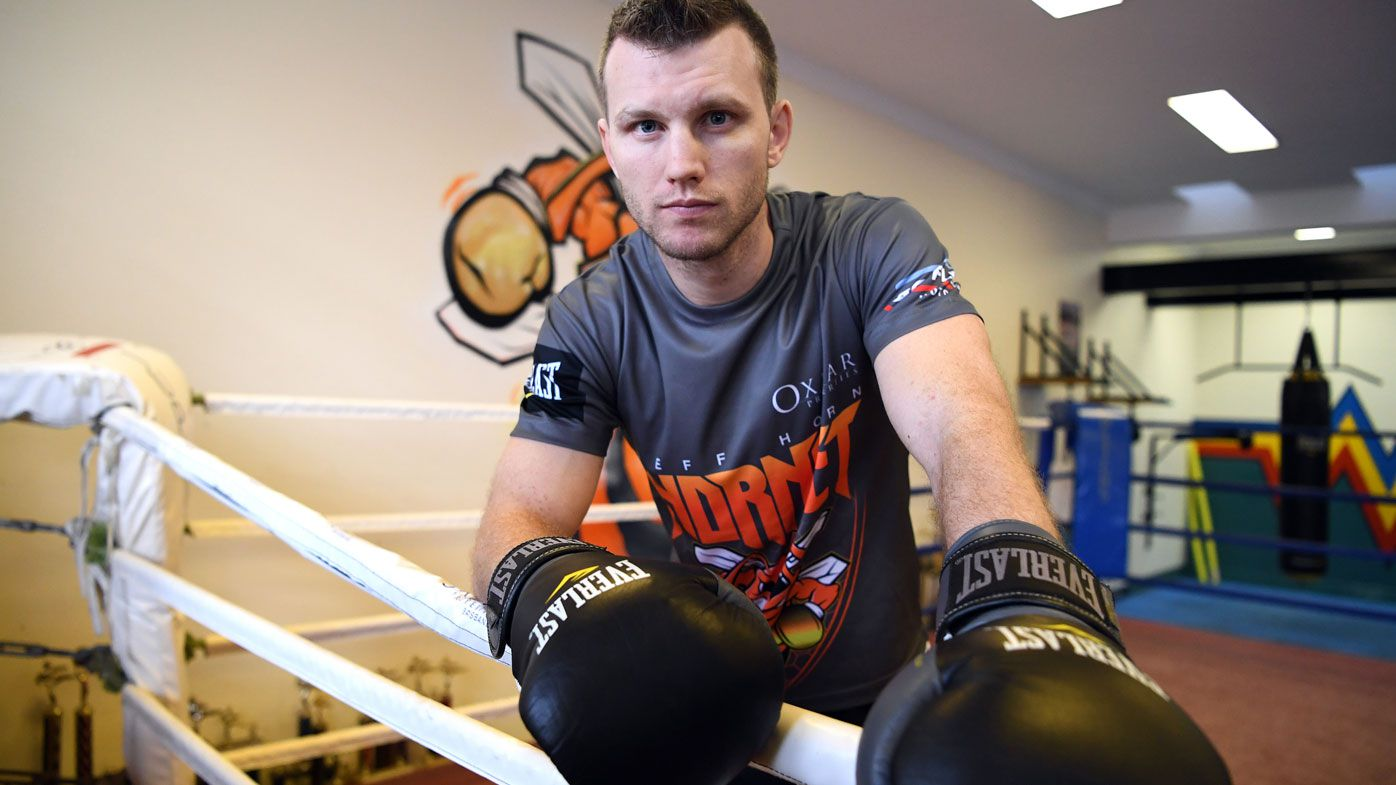 Bob Sheridan reveals why US hasn't embraced Jeff Horn