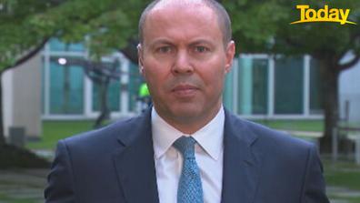 Treasurer Josh Frydenberg said AstaZeneca is safe for use in Australia.