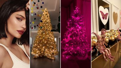 How Our Favourite Celebrities Decorate Their Homes For The Holidays