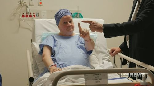 The procedure is set to replace deep brain stimulation, which is considered invasive and relies on electrodes.