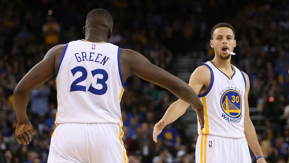 Warriors chasing Bulls' 72-win NBA record