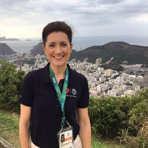 Laurel Irving has been a reporter with the Seven Network for 10 years. Picture: Facebook