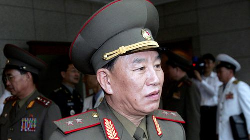 The North Korean delegation will be led by Kim Yong Chol. (AAP)
